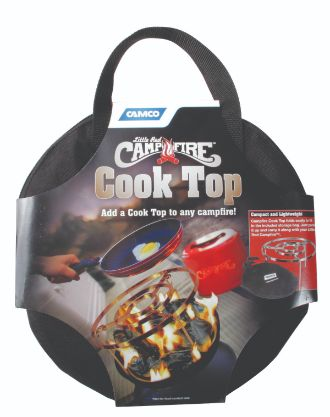 Campsite Grills and Campfires