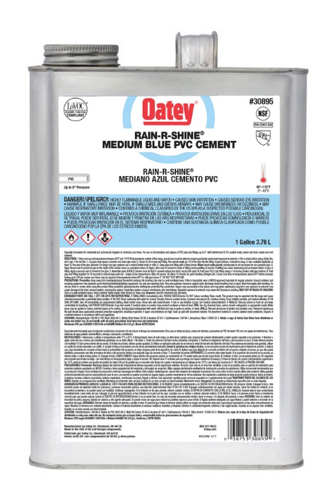 Pipe Cement and Primers
